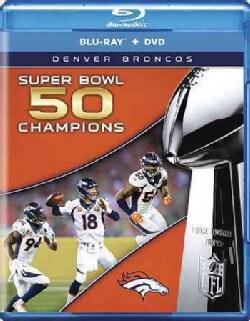 NFL Super Bowl 50 Champions (Blu-ray Disc)