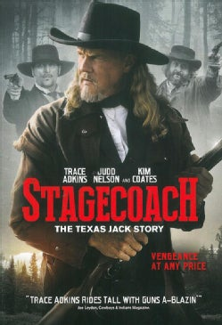 Stagecoach: The Texas Jack Story (DVD)