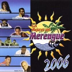 Various - Los Mejores Del Merengue 2006