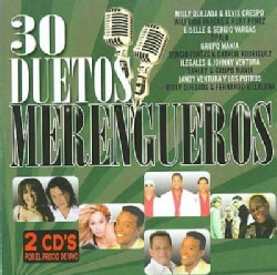Various - 30 Duetos Merengueros Pegaditos