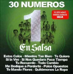 Various - 30 Numero 1 Salsa