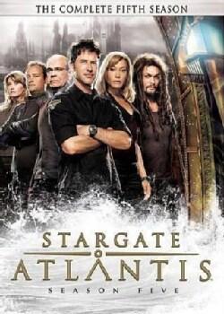 Stargate Atlantis: Season 5 (DVD)