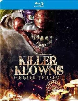 Killer Klowns From Outer Space (Blu-ray Disc)