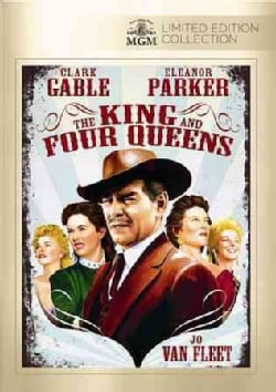 The King And Four Queens (DVD)