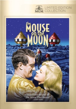 The Mouse On The Moon (DVD)