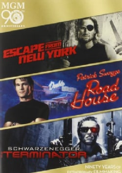 Escape From New York/Road House/The Terminator (DVD)