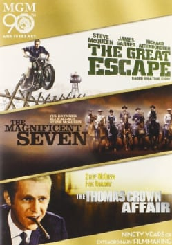 The Great Escape/The Magnificent Seven/The Thomas Crown Affair (DVD)