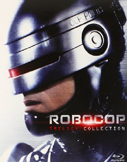 Robocop Trilogy Collection (Blu-ray Disc)