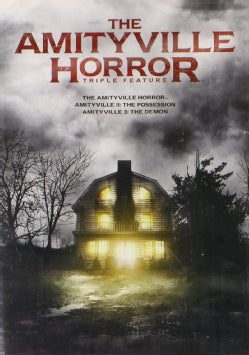 The Amityville Horror Triple Feature (DVD)
