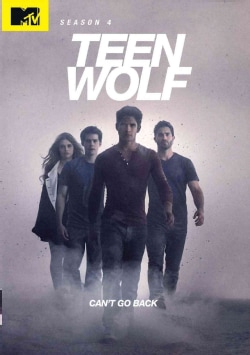 Teen Wolf: Season 4 (DVD)
