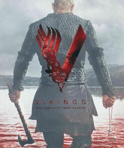 Vikings: Season 3 (Blu-ray Disc)