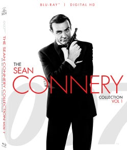 007 The Sean Connery Collection Vol. 1 (Blu-ray Disc)