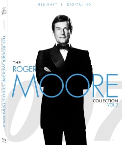 007 The Roger Moore Collection Vol. 2 (Blu-ray Disc)