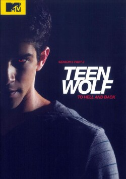 Teen Wolf: Season 5 Part 2 (DVD)