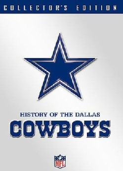 NFL History of the Dallas Cowboys (DVD)