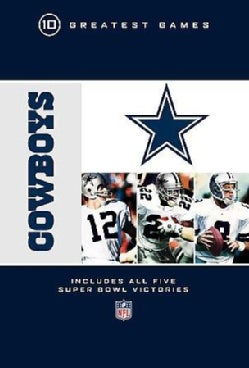 NFL Greatest Games Series: Dallas Cowboys 10 Greatest Games (DVD)