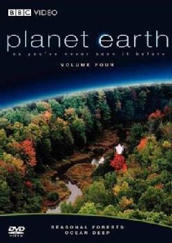 Planet Earth Volume 4: Seasonal Forests/Ocean Deep (DVD)