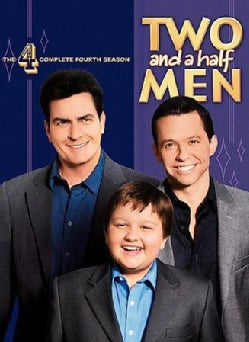 Two and a Half Men: The Complete Fourth Season (DVD)