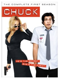 Chuck: The Complete First Season (DVD)