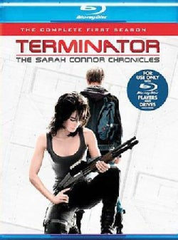 Terminator: The Sarah Connor Chronicles Complete First Season (Blu-ray Disc)