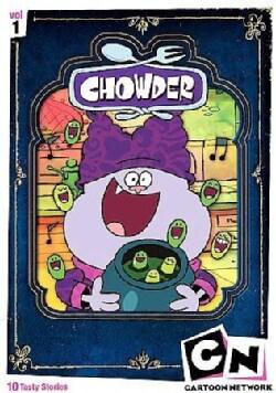 Chowder: Vol 1 (DVD)