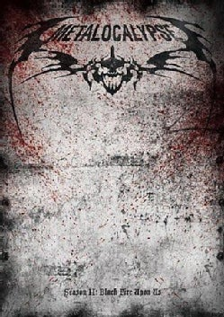 Metalocalypse: Season Two (DVD)