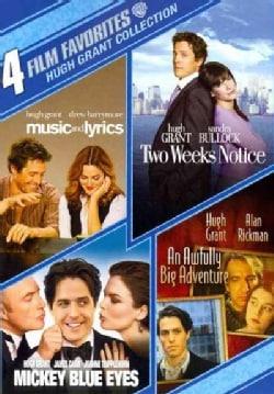 4 Film Favorite: Hugh Grant Collection (DVD)