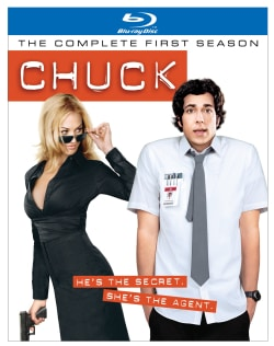 Chuck: The Complete First Season (Blu-ray Disc)