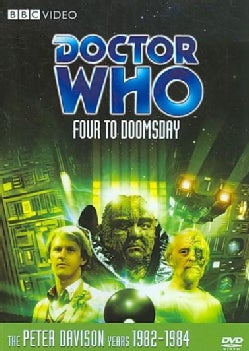 Doctor Who: Ep. 118- Four to Doomsday (DVD)