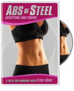 Abs of Steel: Sculpting and Toning (DVD)