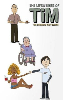 The Life & Times of Tim: The Complete First Season (DVD)