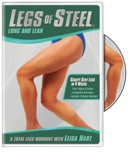 Legs of Steel: Long and Lean (DVD)