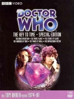 Doctor Who: The Key to Time Special Edition No. 98, 99, 100, 101, 102, 103 (DVD)