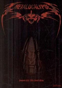 Metalocalypse: Season Three (DVD)