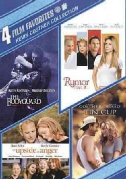 4 Film Favorites: Kevin Costner (DVD)