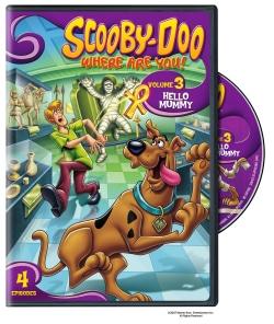 Scooby-Doo, Where Are You?: Season 1 Vol 3 (DVD)