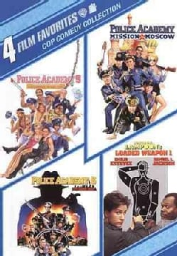 4 Film Favorites: Cop Comedy (DVD)