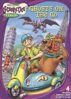 What's New Scooby-Doo? Vol 7: Ghosts on the Go (DVD)