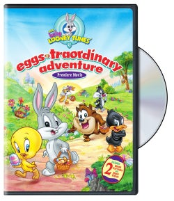 Baby Looney Tunes: Eggs-traordinary Adventure (DVD)