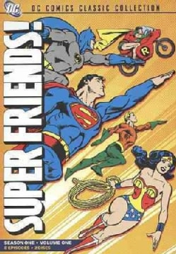 The Superfriends: Season One Volume One (DVD)