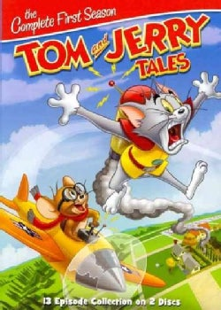Tom and Jerry Tales: The Complete First Season (DVD)