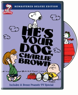 He's Your Dog, Charlie Brown (DVD)