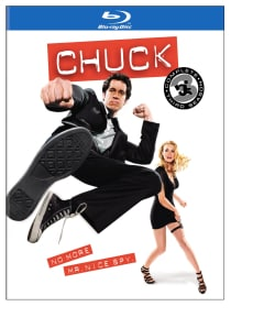 Chuck: The Complete Third Season (Blu-ray Disc)