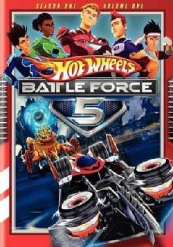 Hot Wheels Battle Force 5: Season 1 Volume 1 (DVD)