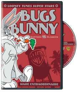 Looney Tunes Super Stars: Bugs Bunny Hare Extraordinaire (DVD)