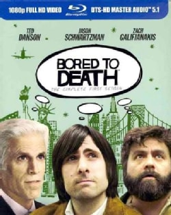 Bored To Death: The Complete First Season (Blu-ray Disc)
