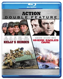 Kelly's Heroes/Where Eagles Dare (Blu-ray Disc)