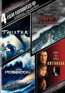 4 Film Favorites: Survival (DVD)