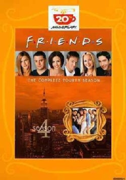 Friends: The Complete Fourth Season (DVD)