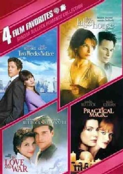 4 Film Favorites: Sandra Bullock Romance (DVD)